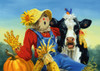 Barnyard Duet - 300pc Large Format Jigsaw Puzzle By Ravensburger