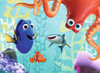 Finding Dory - 100pc Glow-in-the-Dark Jigsaw Puzzle By Ravensburger