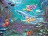 Little Mermaids Glitter Series  - 100pc Glitter Jigsaw Puzzle By Ravensburger