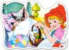 Little Red Riding Hood - 15pc Jigsaw Puzzle By Castorland (discon)