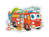Fire Engine - 15pc Jigsaw Puzzle By Castorland (discon-20945)