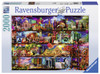 World of Books - 2000pc Jigsaw Puzzle by Ravensburger