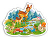 Little Deer - 15pc Jigsaw Puzzle By Castorland (discon)