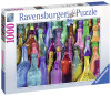 Colorful Bottles - 1000pc Jigsaw Puzzle By Ravensburger