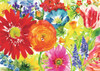 Abundant Blooms - 1000pc Jigsaw Puzzle By Ravensburger