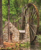 Water Wheel - 1000pc Jigsaw Puzzle By Springbok