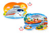 Sea Adventures - 2 x 9pc Jigsaw Puzzle By Castorland
