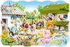 Farm - 20pc Jigsaw Puzzle By Castorland (discon-24007)