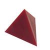 2 Piece Pyramid - Classic Brain Teaser Pocket sized puzzle