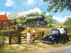Passing By - 1000pc Jigsaw Puzzle by SunsOut (discon-20729)
