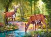 Woodland Stream - 300pc Jigsaw Puzzle By Castorland