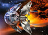 Spacecraft drone - 300pc Jigsaw Puzzle By Castorland