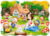 Snow White and the Seven Dwarfs - 30pc Jigsaw Puzzle By Castorland (discon-24043)