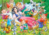 Snow White and the Seven Dwarfs - 35pc Jigsaw Puzzle By Castorland (discon)