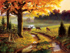 A Bend in the Road - 1000pc Jigsaw Puzzle by SunsOut