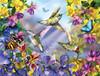 Jigsaw Puzzles - Butterflies & Hummingbirds