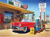 Onward Store Gas Station - 500pc Jigsaw Puzzle by SunsOut