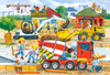 Construction Site - 40pc Jigsaw Puzzle By Castorland (discon-24064)