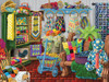The Quilt Fair - 1000pc Jigsaw Puzzle by Sunsout