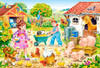 Farm - 40pc Jigsaw Puzzle By Castorland (discon)