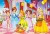 Princess Party - 40pc Jigsaw Puzzle By Castorland (discon-24070)