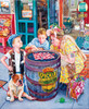Playing Checkers - 1000pc Jigsaw Puzzle by SunsOut