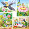 Thumbelina - 8,12,15,20pc Jigsaw Puzzle By Castorland