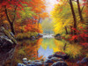 Autumn Sanctuary - 1000pc Jigsaw Puzzle by SunsOut