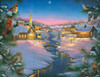 Large Format Jigsaw Puzzles - A Winter's Silent Night