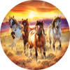 Running in the sun - 500pc Jigsaw Puzzle by SunsOut (discon)