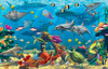 Ocean Adventure - 100pc Jigsaw Puzzle by SunsOut