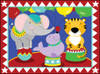 Birthday Circus - 63pc Jigsaw Puzzle by Sunsout (discon-21008)