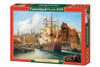 The Old Gdansk - 1000pc Jigsaw Puzzle By Castorland