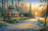 Mystic Hour - 100pc Jigsaw Puzzle by SunsOut