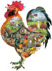 Shaped Jigsaw Puzzles - Rule the Roost
