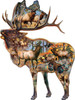 Bugle Call - 800pc Shaped Jigsaw Puzzle by SunsOut