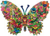 Aimee Stewart: Butterfly Menagerie - 1000pc Shaped Jigsaw Puzzle by SunsOut