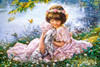 Puppy Love  - 1000pc Jigsaw Puzzle By Castorland (discon)
