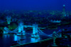 Tower Bridge At Night - 1000pc Glow-in-the-Dark Jigsaw Puzzle by Tomax