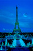 Paris, France - 1000pc Glow-in-the-Dark Jigsaw Puzzle by Tomax