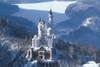 Tomax Jigsaw Puzzles - Neuschwanstein Castle, Germany