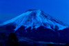 Mount Fuji, Japan - 1000pc Glow-in-the-Dark Jigsaw Puzzle by Tomax
