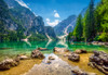 Heaven's Lake - 1000pc Jigsaw Puzzle By Castorland
