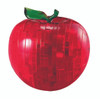 BePuzzled Apple Red 3D Crystal Puzzle