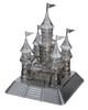 BePuzzled Castle Black 3D Crystal Puzzle