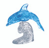 BePuzzled Dolphin Blue 3D Crystal Puzzle