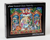 Stained Glass Nativity - 1000pc Jigsaw Puzzle By Vermont Christmas Company