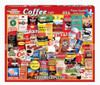 Coffee - 1000pc Jigsaw Puzzle by White Mountain