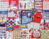 White Mountain Bingo 1000-piece Jigsaw Puzzle