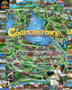 Cooperstown - 1000pc Jigsaw Puzzle by White Mountain